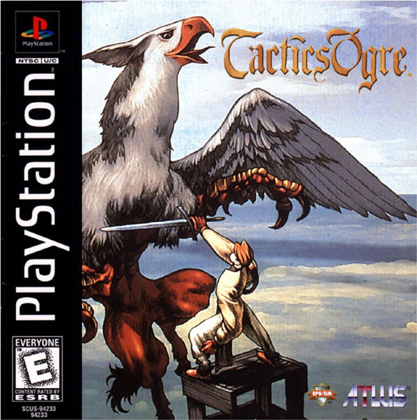 Tactics Ogre - Let Us Cling Together [U] Front Cover
